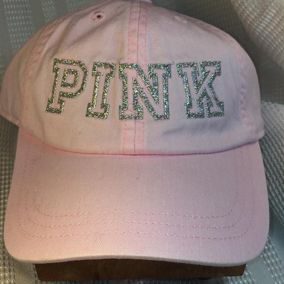 PINK Victoria's Secret Accessories - NWT Pink Victoria's Secret baseball cap/hat